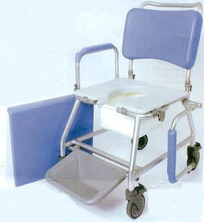 Days Healthcare Atlantic Commode and Shower Chair
