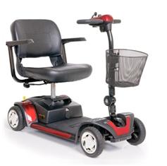 Monarch Buzz 4 Wheel Scooter