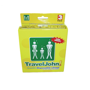 Travel Disposable Urinal
