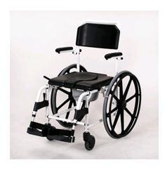 C200 and C200C Mobile Shower Commode Chair (Merits)