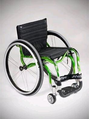 Mogo Shadow Wheelchair