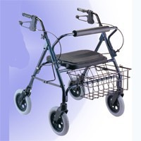 Auscare Bariatric Walker