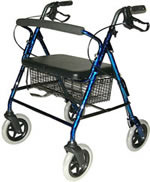 Merits Heavy Duty Walker