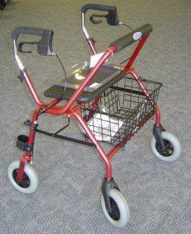 K-Care Maxi Seat Walker