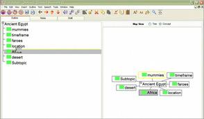 Brainstorming screen shot