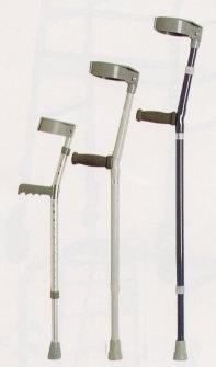 PR01999 K-Care Double Adjustable Elbow Crutches