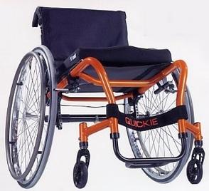 PR16837 Sunrise Medical Quickie GT Wheelchair