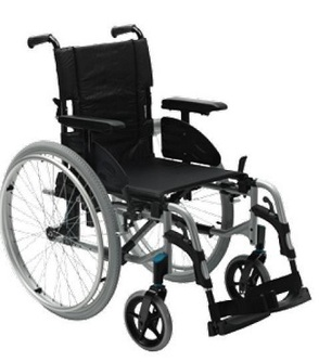 PR16814 Invacare Action 2NG Wheelchair