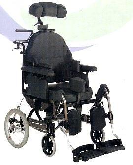 PR16817 Ansa Relax Wheelchair