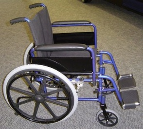 K-Care My Mobility W18 Lightweight Wheelchair