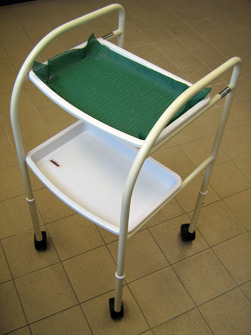 ActiveCare Traymobile Walker