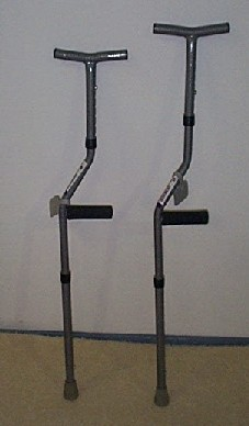 patient care crutches
