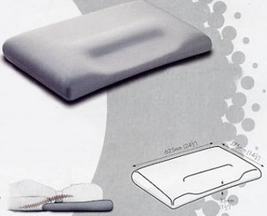 PR02358 Dentons Anti Snore Silent Knight Pillow