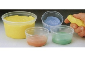 PR03052 Ausband Colour Coded Therapeutic Putty