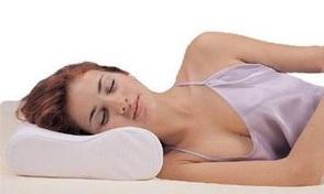 PR11185 Jobri BetterNeck Deluxe Memory Pillow