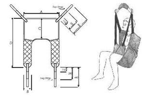 PR16923 GP sling