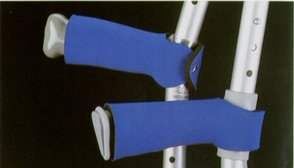 Ansa Hand Pads for Crutches