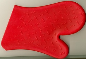 Davis and Waddell Silicone Oven Glove