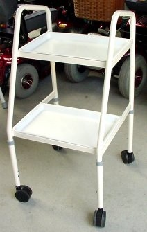 Auscare Tray Trolley