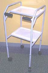 Endeavour Industries Standard Adjustable Height Trolley