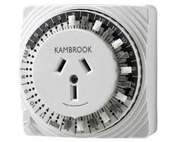 Kambrook 24 Hour Timer