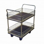 Prestar NF-327 Two Tier Caged Trolley