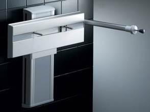 Wash basin brackets adjustable height