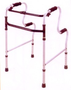 PR12421 Freedom Healthcare Bi Level Handle Walking Frame