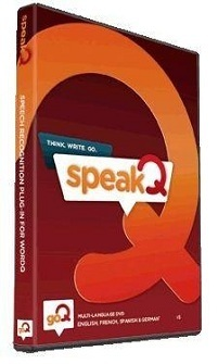SpeakQ (Quillsoft) Voice Recognition Software