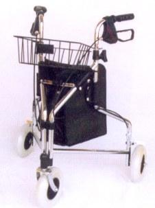 PR12414 Freedom HealthCare Delta 3 Wheeled Walking Frame
