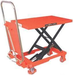 PR06252 Seton Scissor Lift Trolley