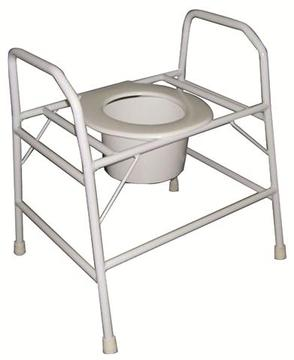 Care-assist Wide Over Toilet Frame