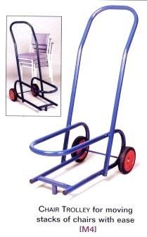 PR15500 Advanta Chair Trolley