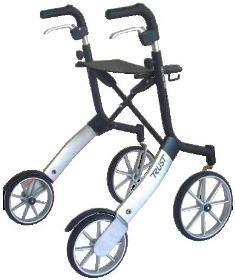 Trustcare Let's Go Out Outdoor Rollator