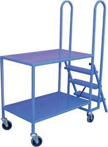 PR01358 Bremco Step Pick Trolley
