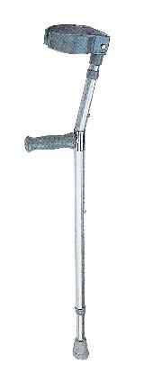 PR07906 Invacare Aluminium Forearm Crutches