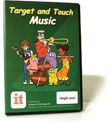 PR17098 Inclusive Technology Target and Touch: Music