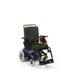 Days Viper Powered Wheelchair