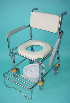 Patient Care Products Transporter Commode