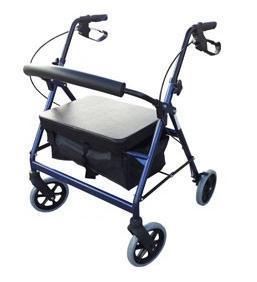 PR12590 Freedom Healthcare BRO 209 Extra Wide Wheeled Walker
