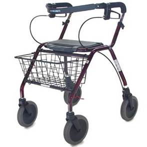 PR12829 Invacare Dolomite Legacy  Wheeled Walkers