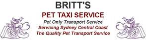 PR06080 Britts Pet Taxi Service