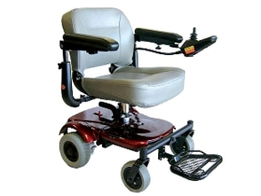 Merits P321 Ezi-Go Powered Wheelchair