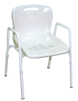 PR02627 K-Care Extra Wide Shower Chair with Arms