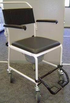 Ansa Mobile Shower Chair