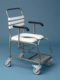 Oxford Shower Commode Chair