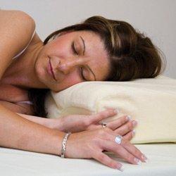 PR01019 Making Life Easy Neck Saver Memory Foam Pillow