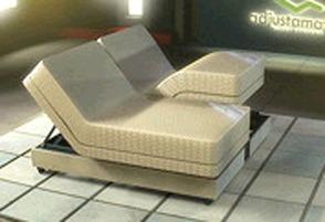 PR12942 Adjustamatic Platinum 6 Adjustable Bed