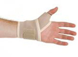 Barrere Wrist Binder With Thumb Loop