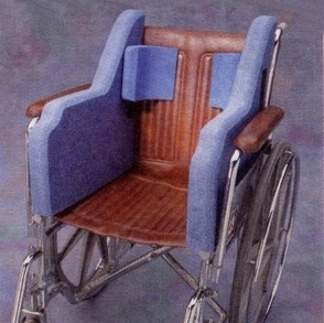 PR01000 Rolyan Wheelchair Side Support